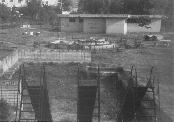 Memorias del viejo pamplona las antiguas piscinas de san for Piscinas san juan pamplona