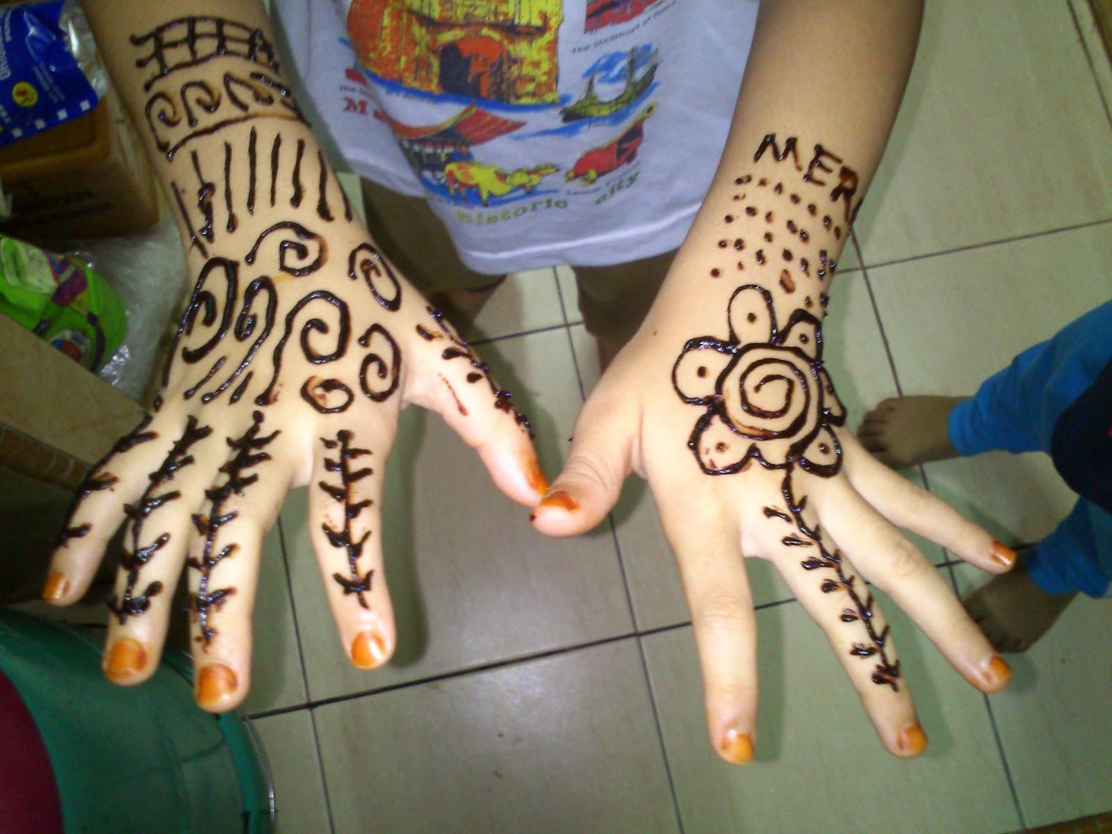 This Is Our Story Inai Dari Mekah