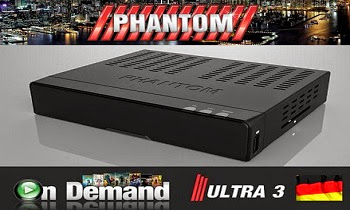 Colocar CS  Novas listas IPTV Phantom Ultra3 11/10/2015 comprar cs