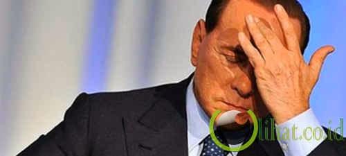 Berlusconi diduga pernah bercinta dengan 33 wanita dalam 2 bulan