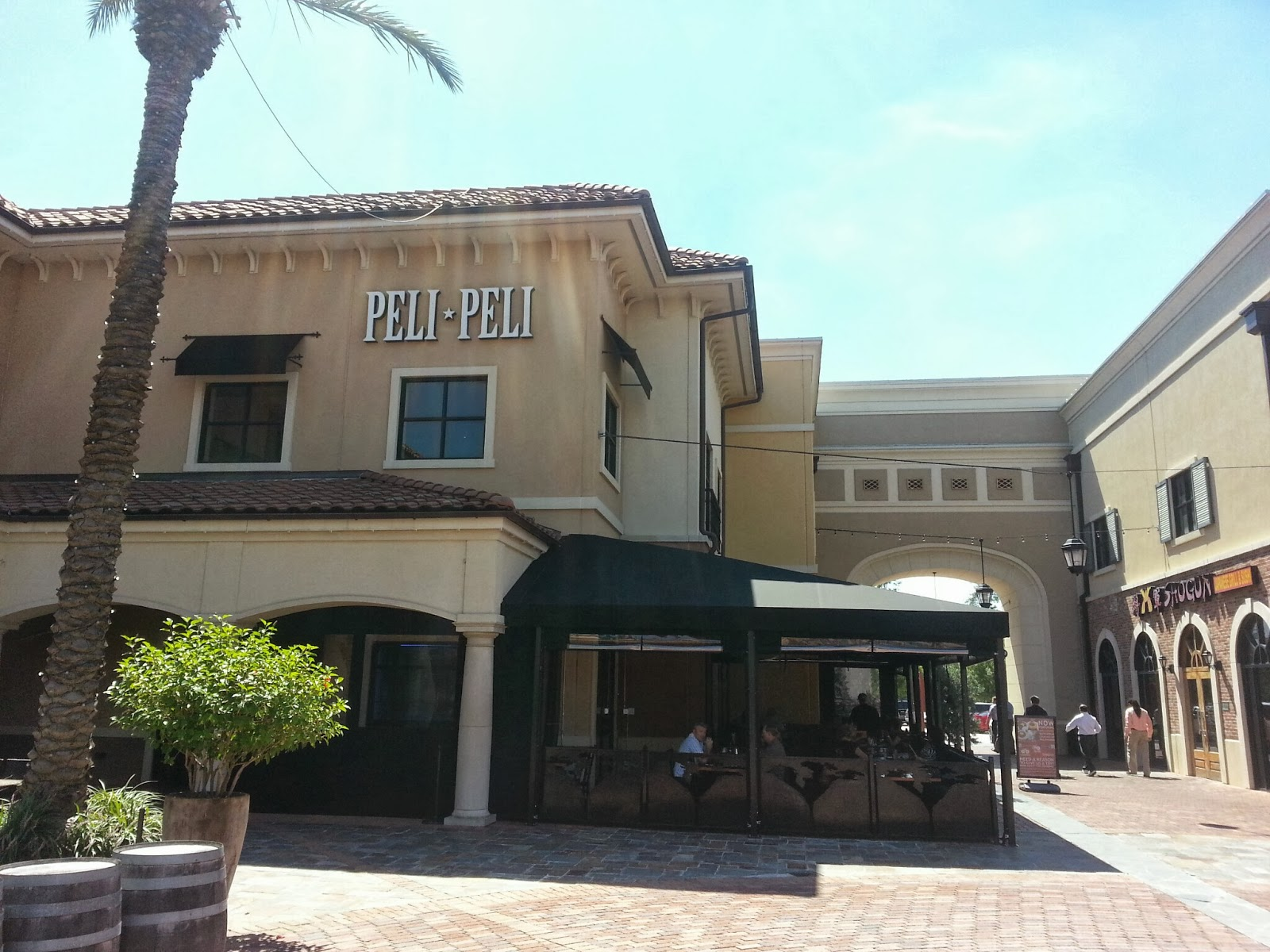 A hidden houston gem peli peli modern for African cuisine houston