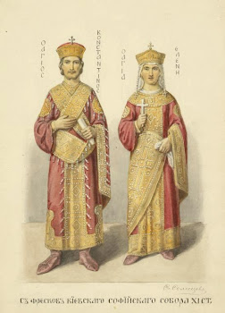 Sfintii Imparati Constantin si Elena ...cu inimile deschise sa-i praznuim !