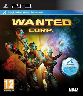 Wanted Corp - PS3 ISO Games Download