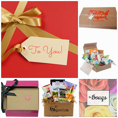 Collection of subscription boxes to gift this holiday season
