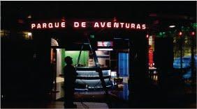 PARQUE DE AVENTURAS ODYSSEY