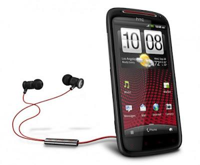 HTC Sensation XE With Beats Enhanced Audio