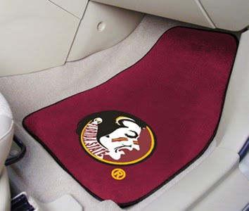 Florida State Seminoles FSU Fan Mats