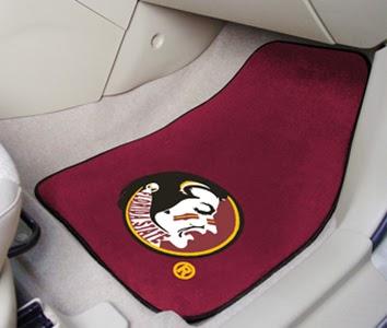 Florida State Seminoles FSU Fan Mats