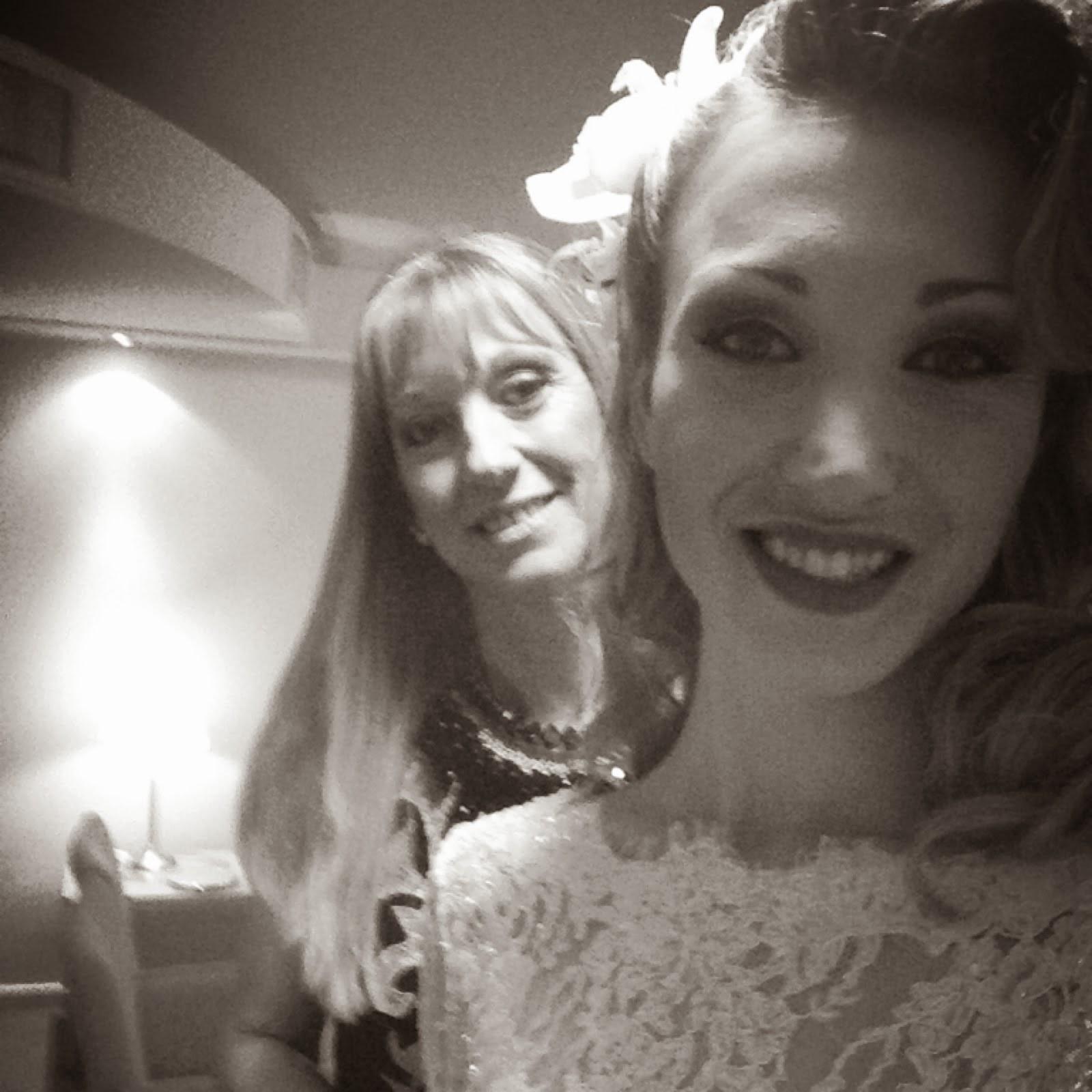 Selfie con Mamá Josefa!