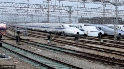 Япония разрабатывает поезда на магнитной подушке с 70-ых годов прошлого века
