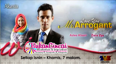 Tonton Drama Love You Mr Arrogant Full Episode