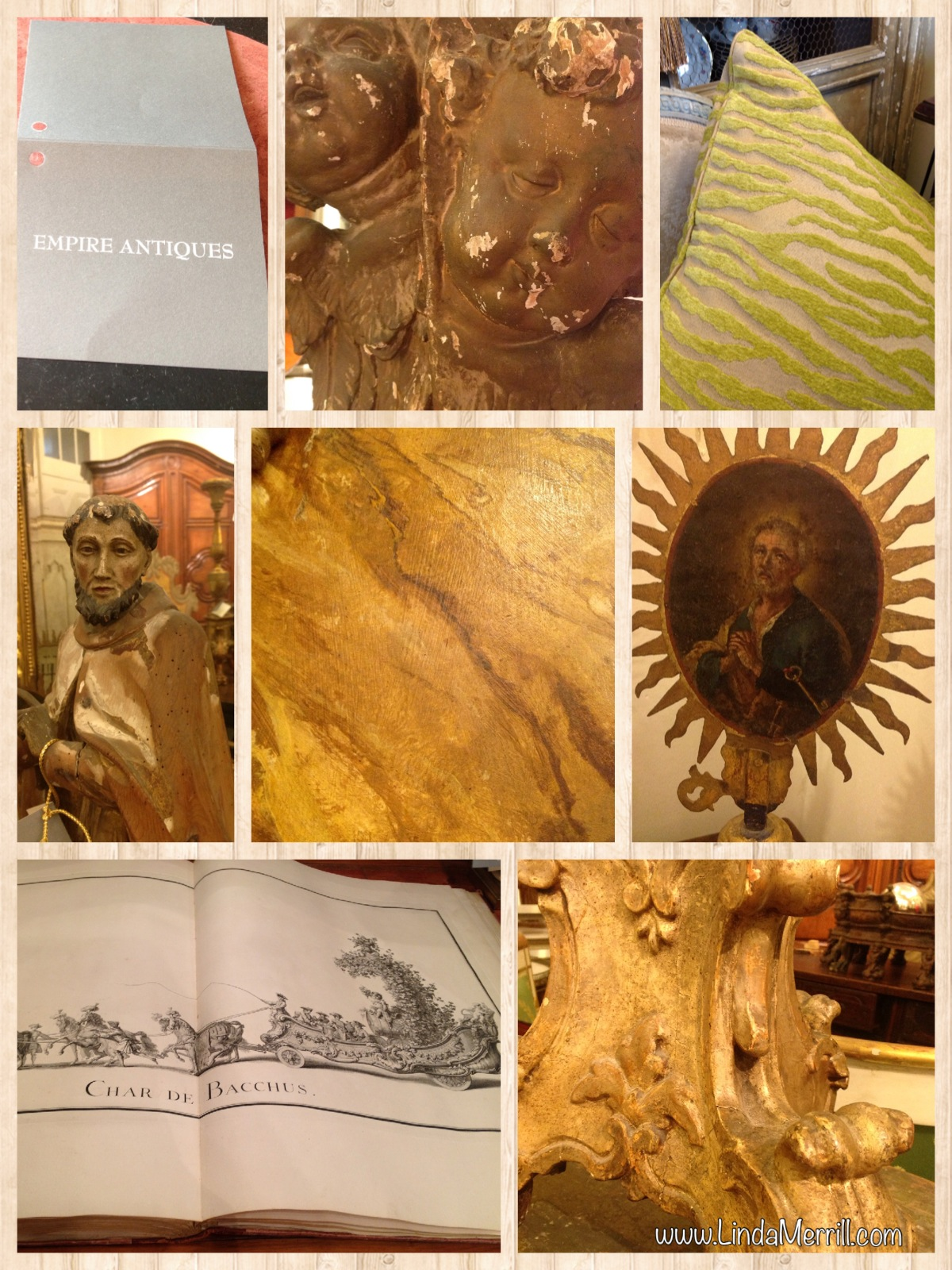 Home design interior blogtournola antiquing on magazine for Empire antiques new orleans