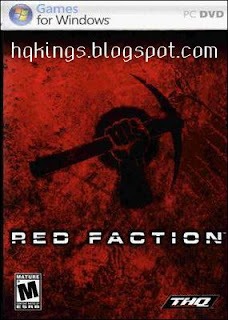 Red Faction PC Game