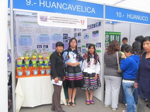 del Perú): Feria Escolar de Ciencia y Tecnología: FENCYT 2011