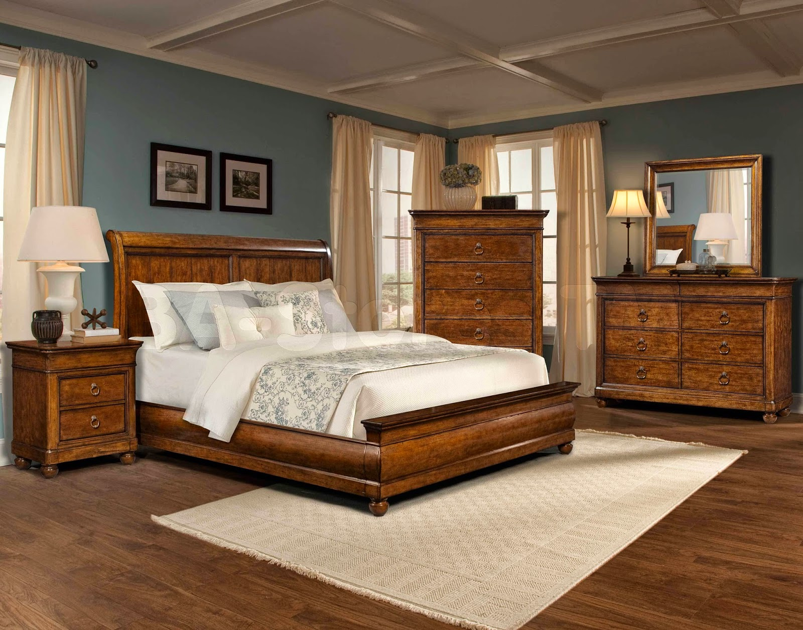 Master Bedroom Decorating Ideas with Bedroom Furniture Choices | MODERN INTERIOR