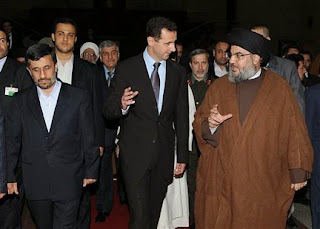 Bashar Assad Thanks to Iran Bantai Islam