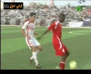 البث المباشر لمباراة الاياب بين المنتخب الوطني السوداني الاوليمبي  امام الاوليمبي التونسي بمدينة الابيض