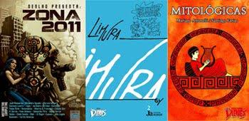 Ediciones de La Duendes en papel, títulos 28 a 30