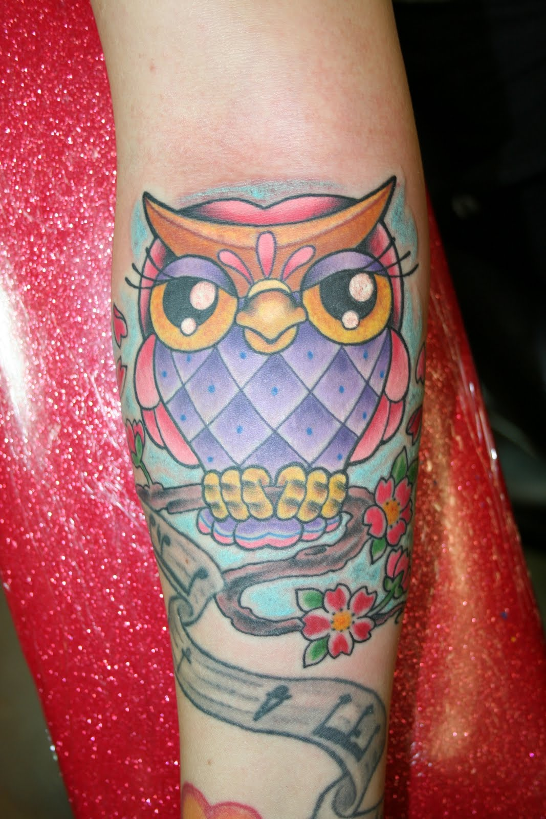 Nutt blog when animals attack for Tattoo shops in elyria ohio