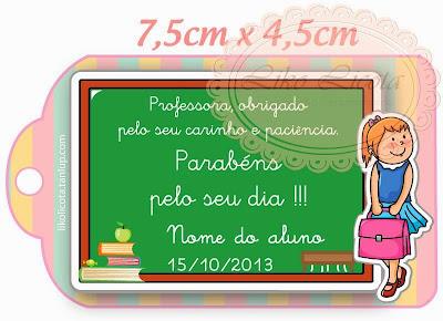 tag para o dia dos profsores, dia da professora