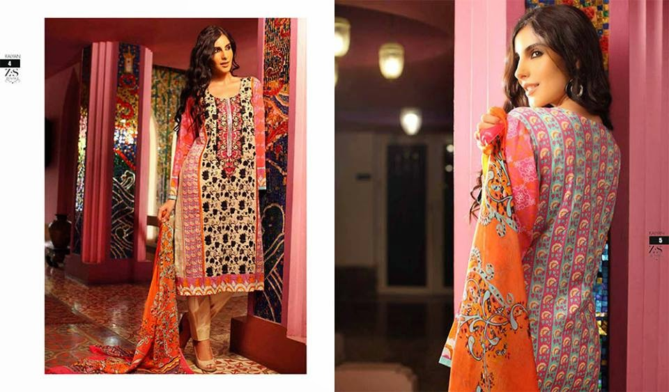 Kalyan pakistani designs summer lawn 2015
