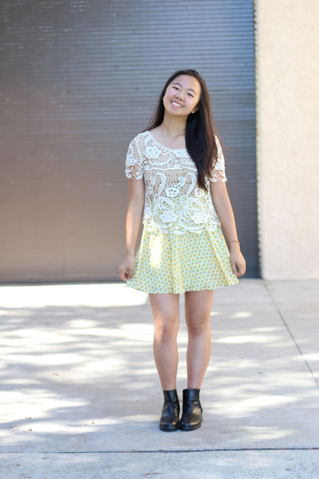 outfit of the day, style, forever 21, tumblr, fashion blogger, steve madden