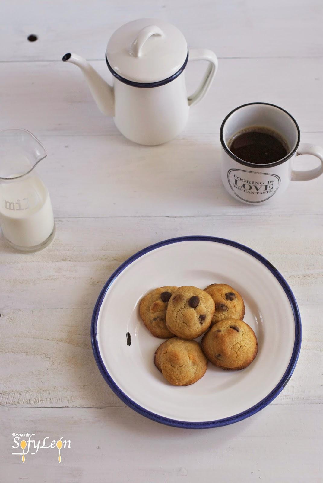 Receta de cookies de conguitos.