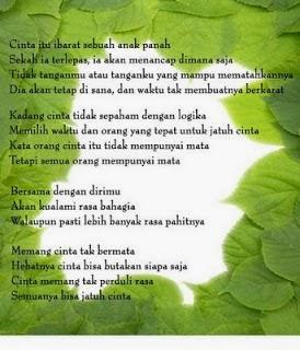 Puisi Keindahan Alam Terbaru Kumpulan Puisi Sepanjang - naskahku.tk