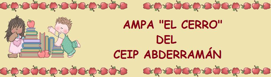 """AMPA """"EL Cerro"""" del CEIP Abderramán"""