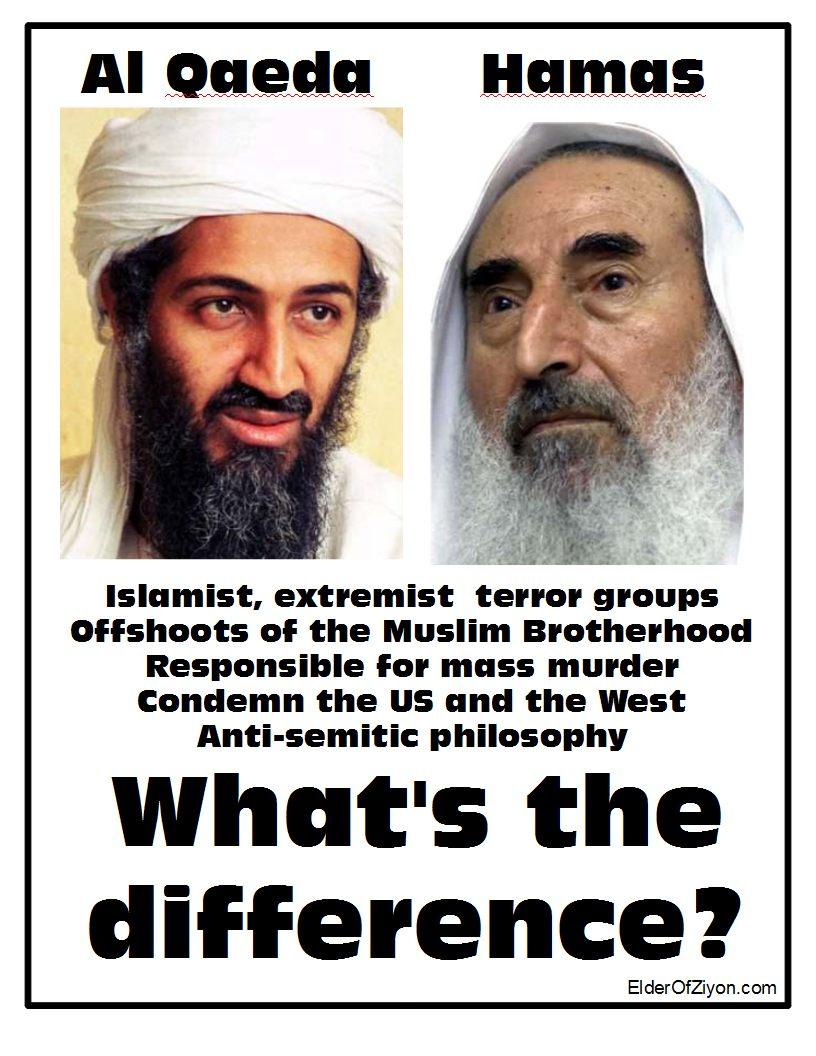 hamas and al qaeda relationship