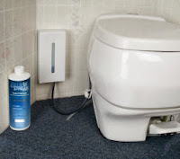 Blue Streak RV Toilet Chemical Metering System