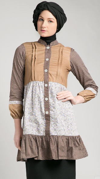 Gambar Baju Muslim Terndy untuk Anak Muda