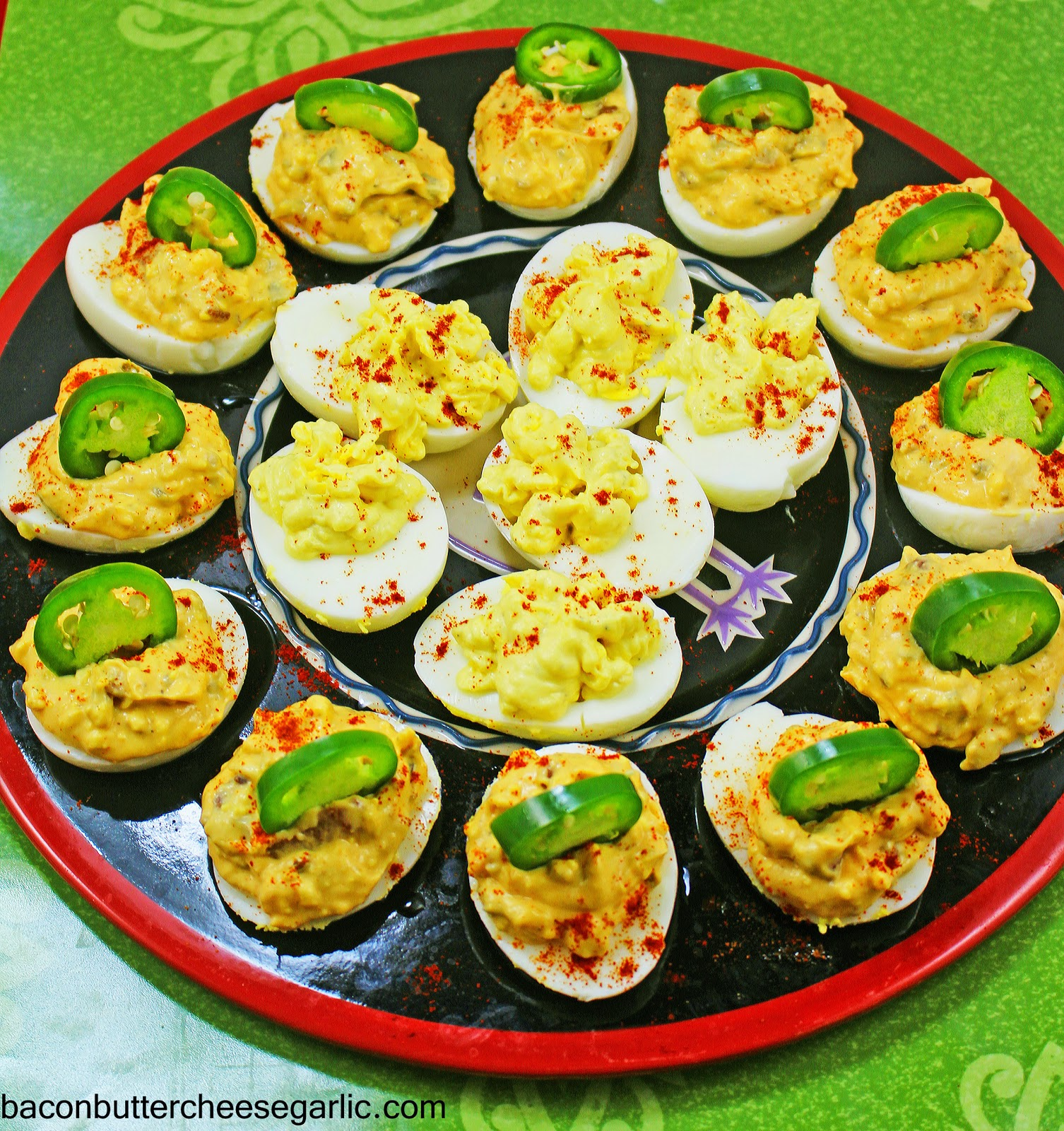 Four Ways With Deviled Eggs Recipes — Dishmaps