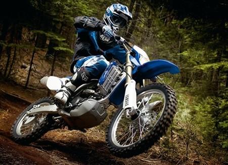 yamaha 250cc dirt bike - photo #38