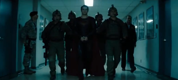 Man of Steel 2013 Summer movie origin story of Superman versus General Zod villain