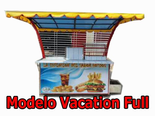 MODELO VACATION FULL