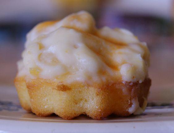 recette cupcake abricot