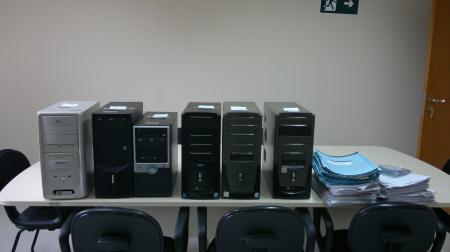 Suspeita de compra de votos leva o MPGO a aprender computadores na prefeitura de Cristalina
