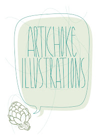 Artichoke illustrations