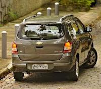 Chevrolet Spin 2012 2013 fotos lançamento