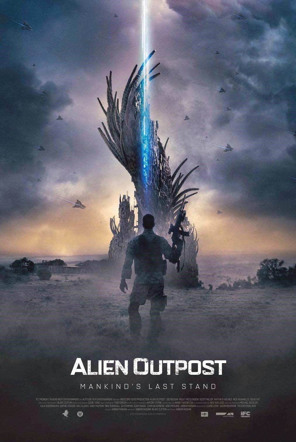 Film Alien Outpost (2015)