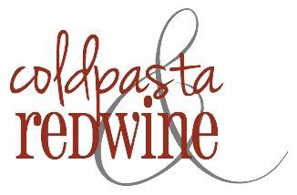 Cold Pasta & Red Wine
