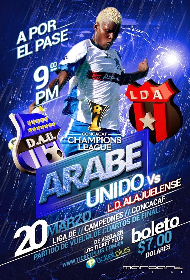 Ver Online: Árabe Unido vs Chepo
