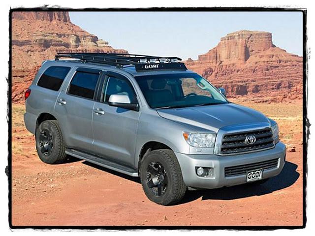 2016 Toyota Sequoia Platinum Review Australia