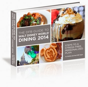 Download the Best Guide to WDW  Food