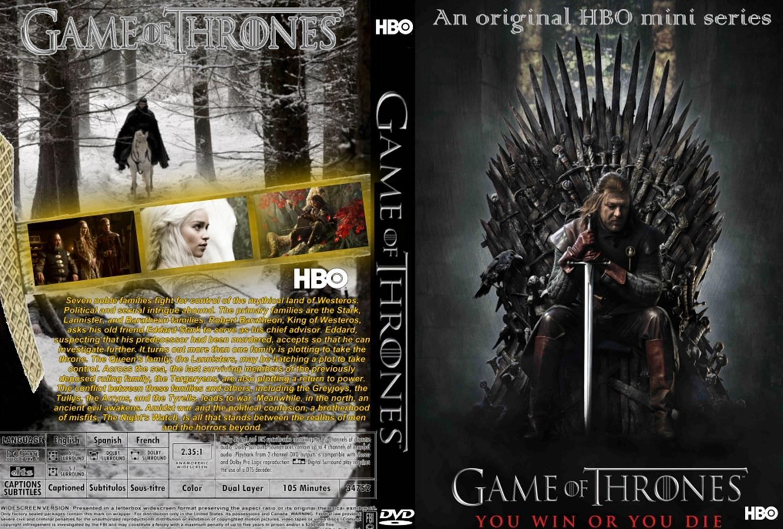 the gallery for game of thrones season 2 dvd cover. Black Bedroom Furniture Sets. Home Design Ideas