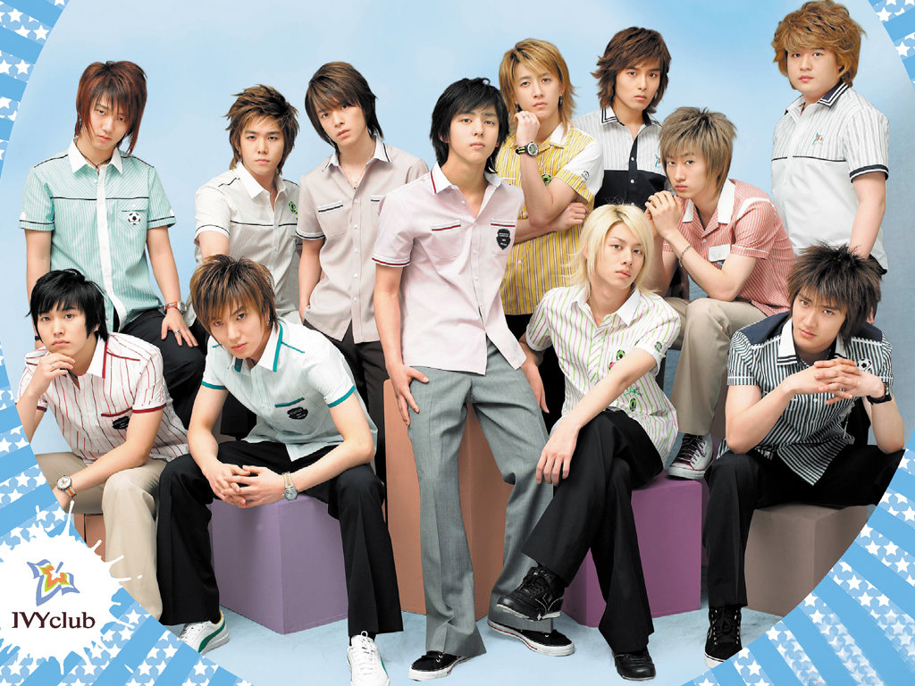 Foto Profil Super Junior Terbaru