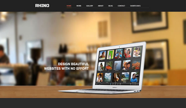 rhino-one-page-wordpress-theme