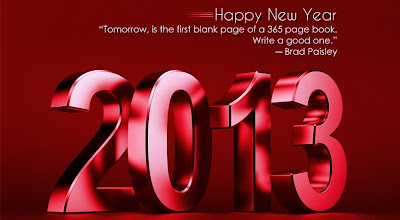 Happy New Year 2013 Wallpapers and Wishes Greeting Cards 067