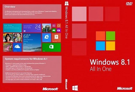Microsoft Windows 8.1 x64 AIO 20in1 + Update Maio de 2014 8